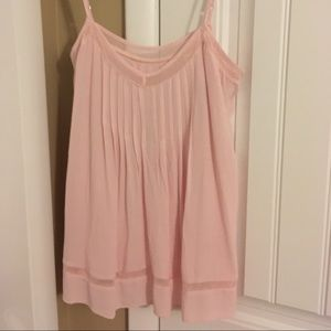 Gap spaghetti strap top, NWT